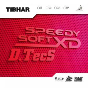 Tibhar Speedy Soft D. Tecs XD