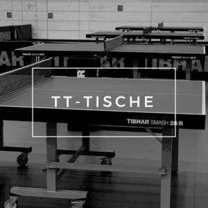 Tischtennistische