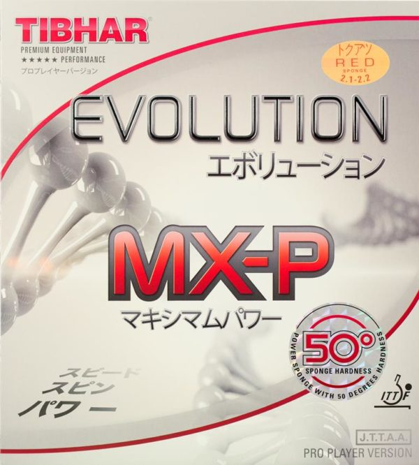 Tibhar Evolution MX-P 50°