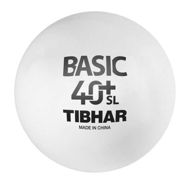 Tibhar Trainingsbälle 40+ SL