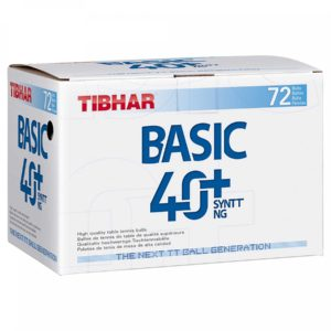 Tibhar Basic 40+ SYNTT NG