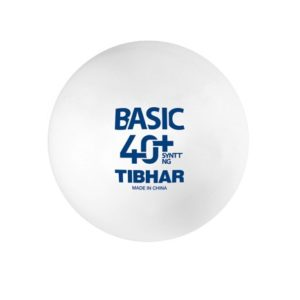 Tibhar Basic 40+ SYNTT NG weiß