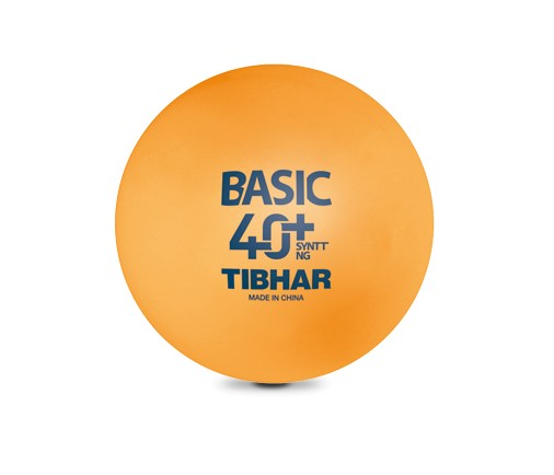 Tibhar Basic 40+ SYNTT NG orange