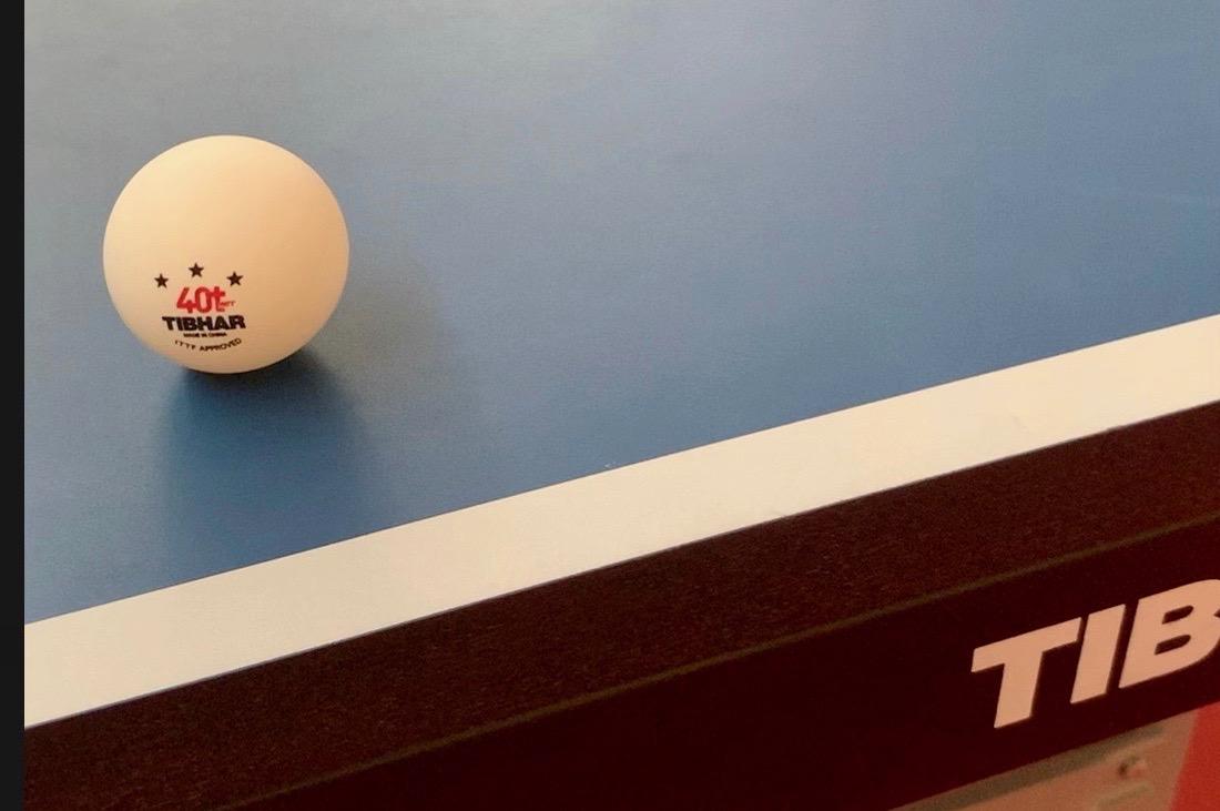 Tibhar Plastikball