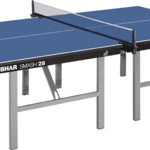 Tibhar Tischtennisplatte Smash 28 Blau