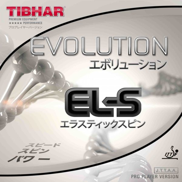 Tibhar Evolution EL-S Belag