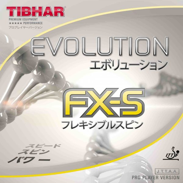 Tibhar Evolution Belag FX-S