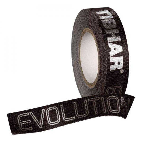 Tibhar Kantenband Evolution schwarz