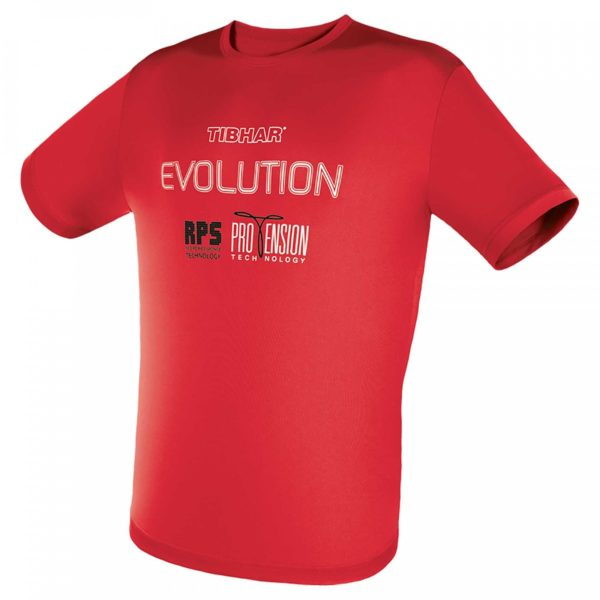 Tibhar T-Shirt Evolution