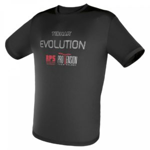 Tibhar T-Shirt Evolution schwarz