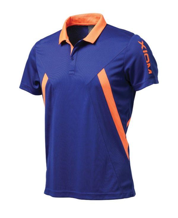 Xiom Shirt Cliff R.Blue