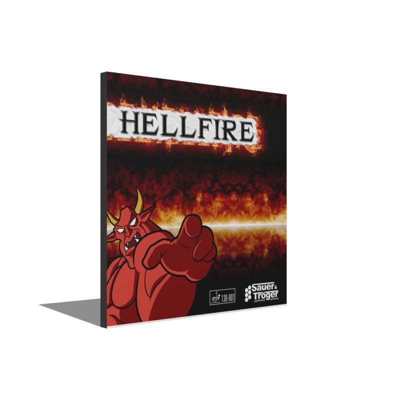 Sauer&Tröger Hellfire 3D Vorderseite