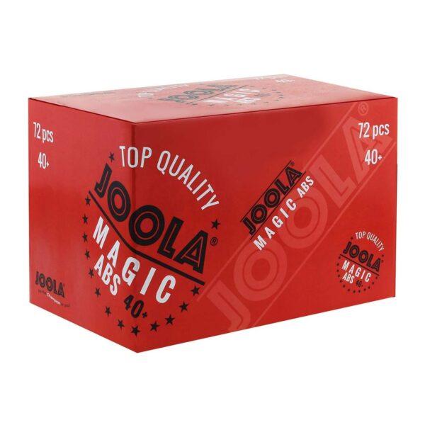 Joola Trainingsbälle 2 Sterne Magic ABS 40+