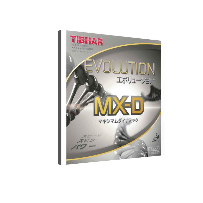 Tibhar Evolution MX-D im Test